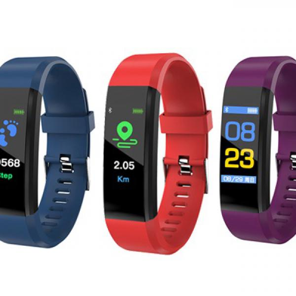 Fitness Armband Colourful ID115 HR